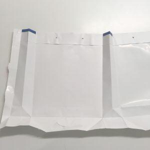 紙袋分解中の写真です(8)