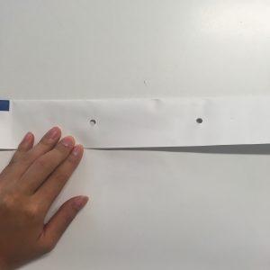 紙袋分解中の写真です(9)