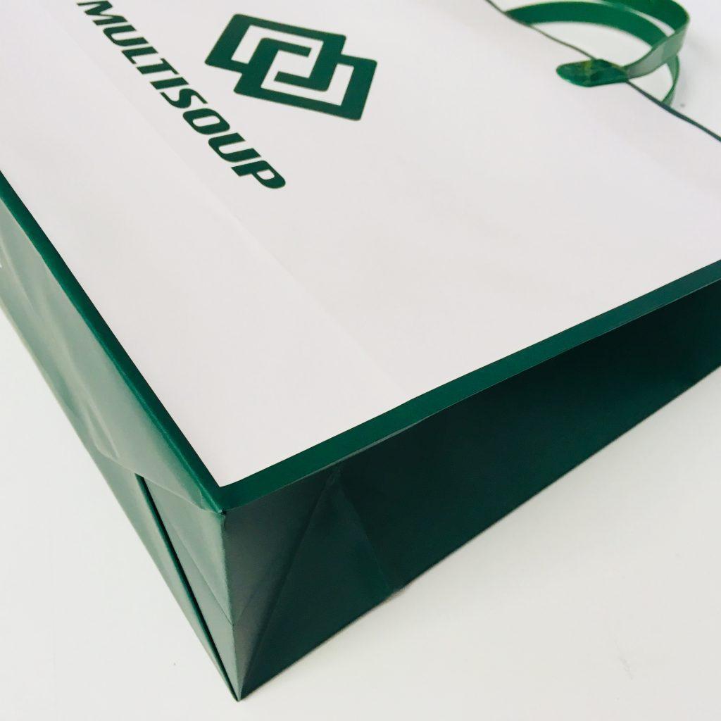 フルオーダーメイド紙袋の実績紹介です!(3)
