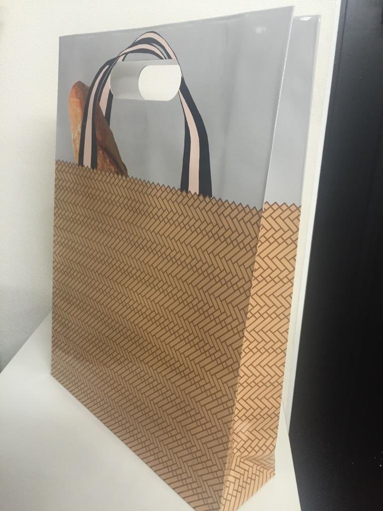 アピールバッグのご紹介。
