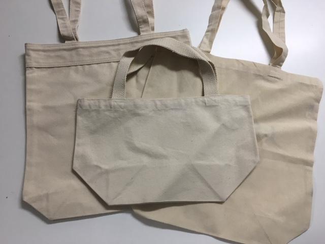【コットンバッグ】厚さの種類