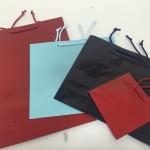 オリジナル紙袋の表面加工について【グロスPP・マットPP・ニス引き】