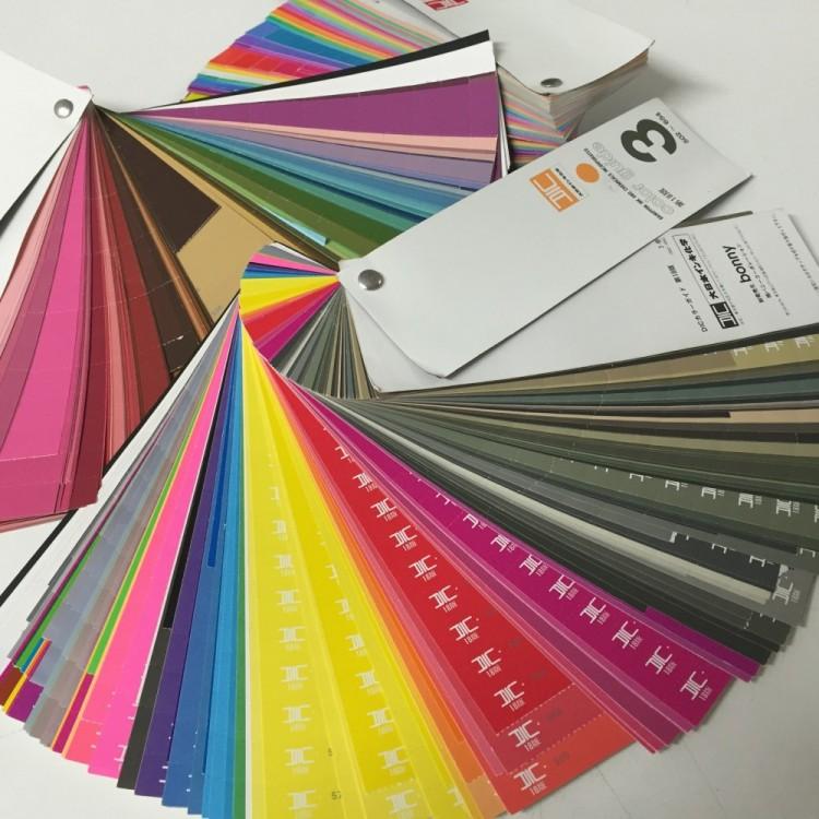 【紙袋】特色とプロセスカラー これが分かれば安くできる!