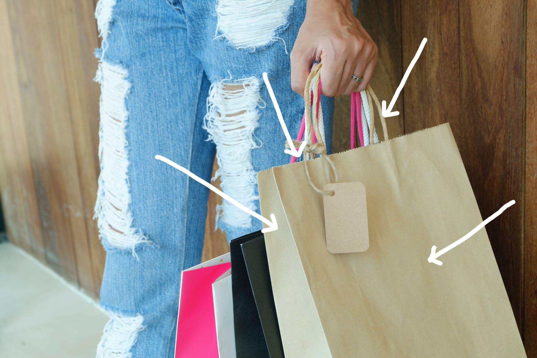 【新人ブログ】紙袋パーツの名前と役割